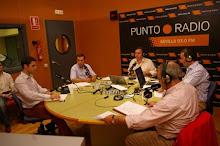 """""""CÍNGULO Y ESPARTO"""" en PUNTO RADIO-SEVILLA"""