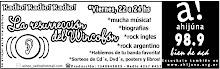 Folleto Impreso año 2006