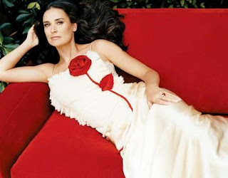 Beautiful, and cute pictures or images and wallpapers of Demi Moore