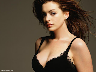 Beautiful wallpapers of Anne Hathaway