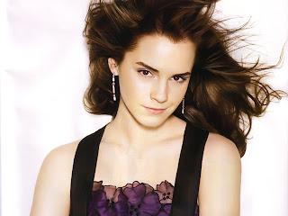 Beautiful wall papers of Emma Watson