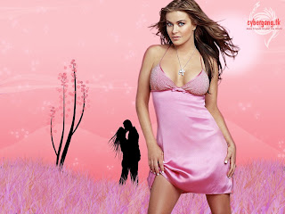 free Model and singer Carmen Electra wallpapers and pictures