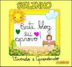 19/02/2009: OLHA SÓ! GANHAMOS MAIS UM SELINHO!!! EU SIMPLESMENTE ADOREI!!!