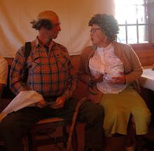 Mor og Far Hodne om 30 år?