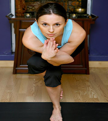 More advanced pose that may be practiced Bow Pose – Dhanurasana,