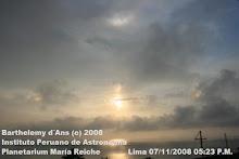 Perú, 3 soles.