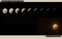 desarrollo de un eclipse