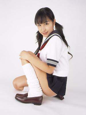Riho Kishinami Schoolgirl Gallery #2