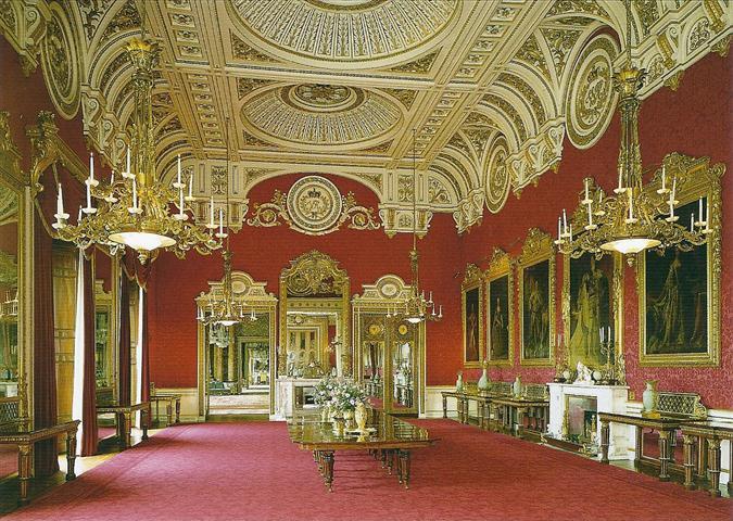 Life's Adventures: Buckingham Palace Tour