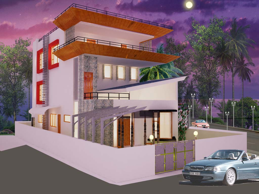 Front Elevation In 3ds Max : Ds max elevation joy studio design gallery best