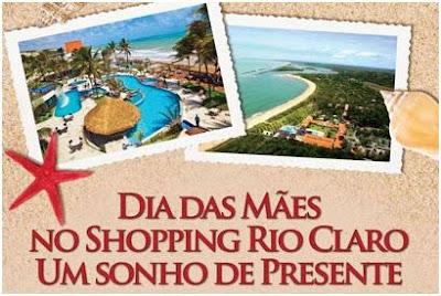 Promoção um sonho de presente Shopping Rio Claro