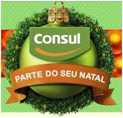 Promoção Consul parte do seu Natal