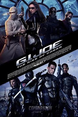 GI Joe Movie Poster 2
