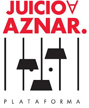 PLATAFORMA JUICIO A AZNAR