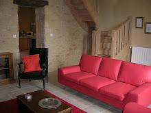 The Gite Interior