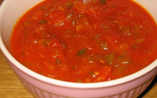 mexíkósk salsa