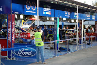 Ford's pit