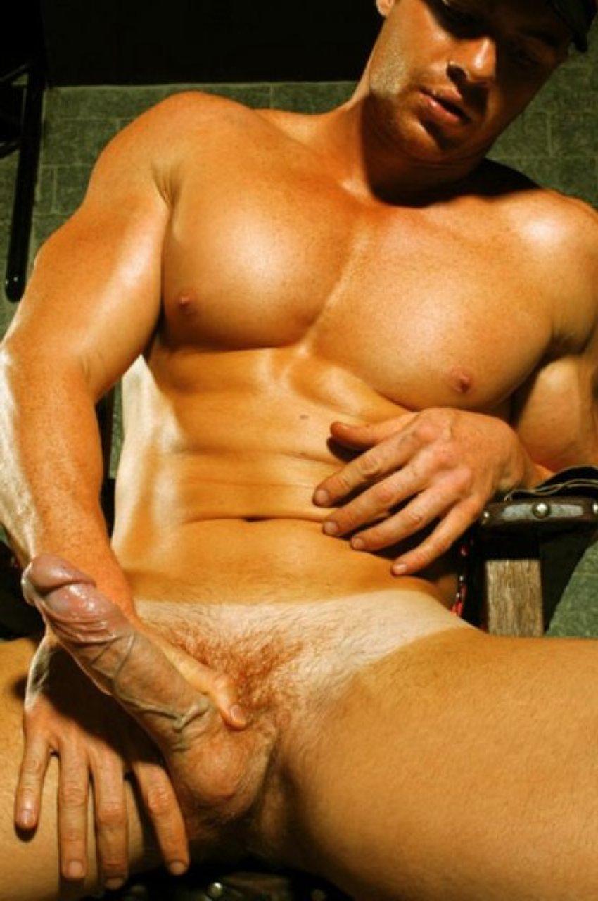 G magazine men nude