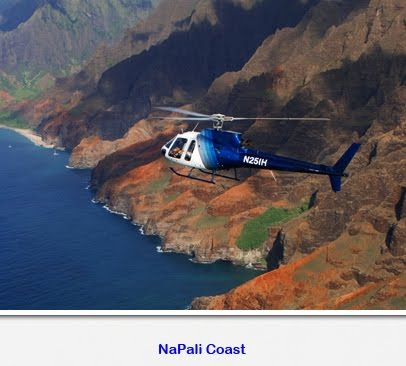 Everyday Hawaii Deals Jurassic Falls  By Island Helicopters