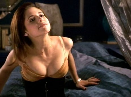 Sarah Michelle Gellar Ass