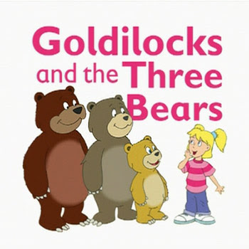 GoldilocksThreeBearsClipArt GOLDILOCKS AND THE THREE BEARS VIDEO