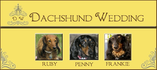 A Dachshund Wedding