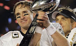 Congratuation to Drew Brees and the New Orleans Saints