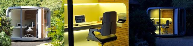 bureau de jardin tout savoir sur les bureaux de jardin design co responsables. Black Bedroom Furniture Sets. Home Design Ideas