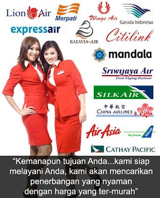 tiket pesawat, tiket pesawat murah, tiket kereta api, voucher hotel
