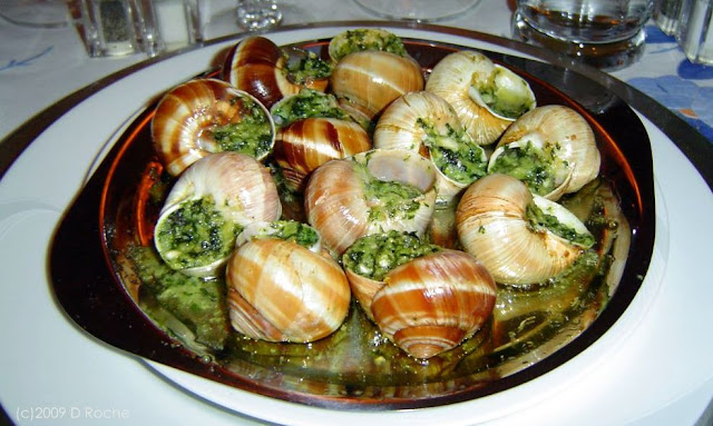 In the kitchen with nick les escargots de bourgogne - Cuisiner les escargots de bourgogne ...