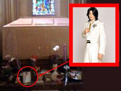 La tumba de Michael Jackson ya no es un secreto