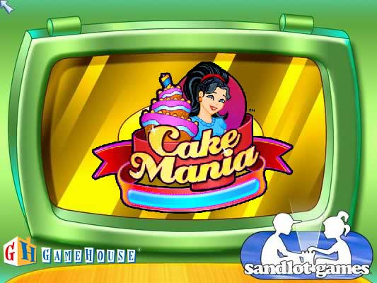 Cake Mania Game Free Online Play