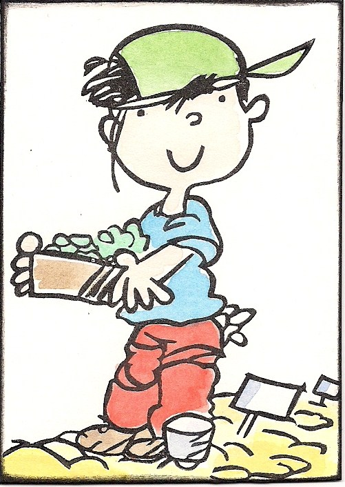 Letterboxing Trading Cards