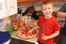 Colin's Pizza