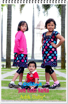 Contest 'Jom Cari Nama Adik Baby'