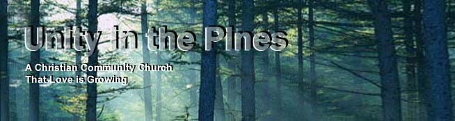 Unity in the Pines