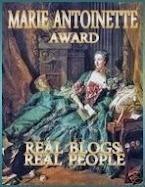 Marie Antoinette Award