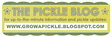 How to Grow a Pickle