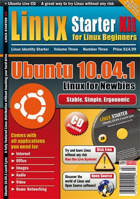 Linux Starter Kit includes article on OpenShot