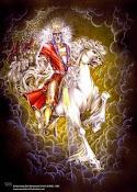 Triumphant Jesus