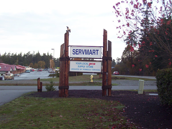 Our Whidbey Island Servmart Store