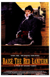 raise the red lantern thesis
