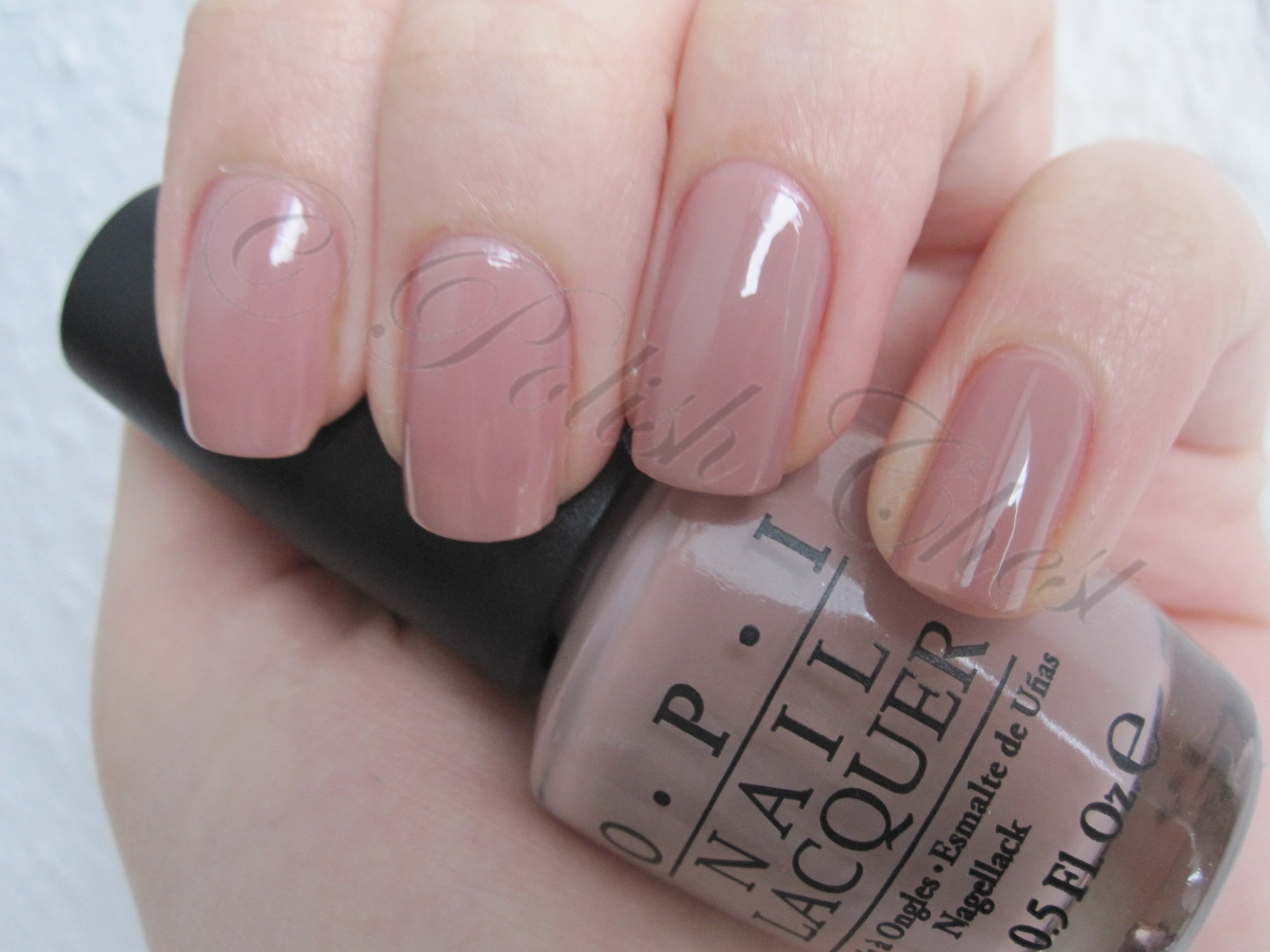 Polish Chest: OPI - Tickle My France-y