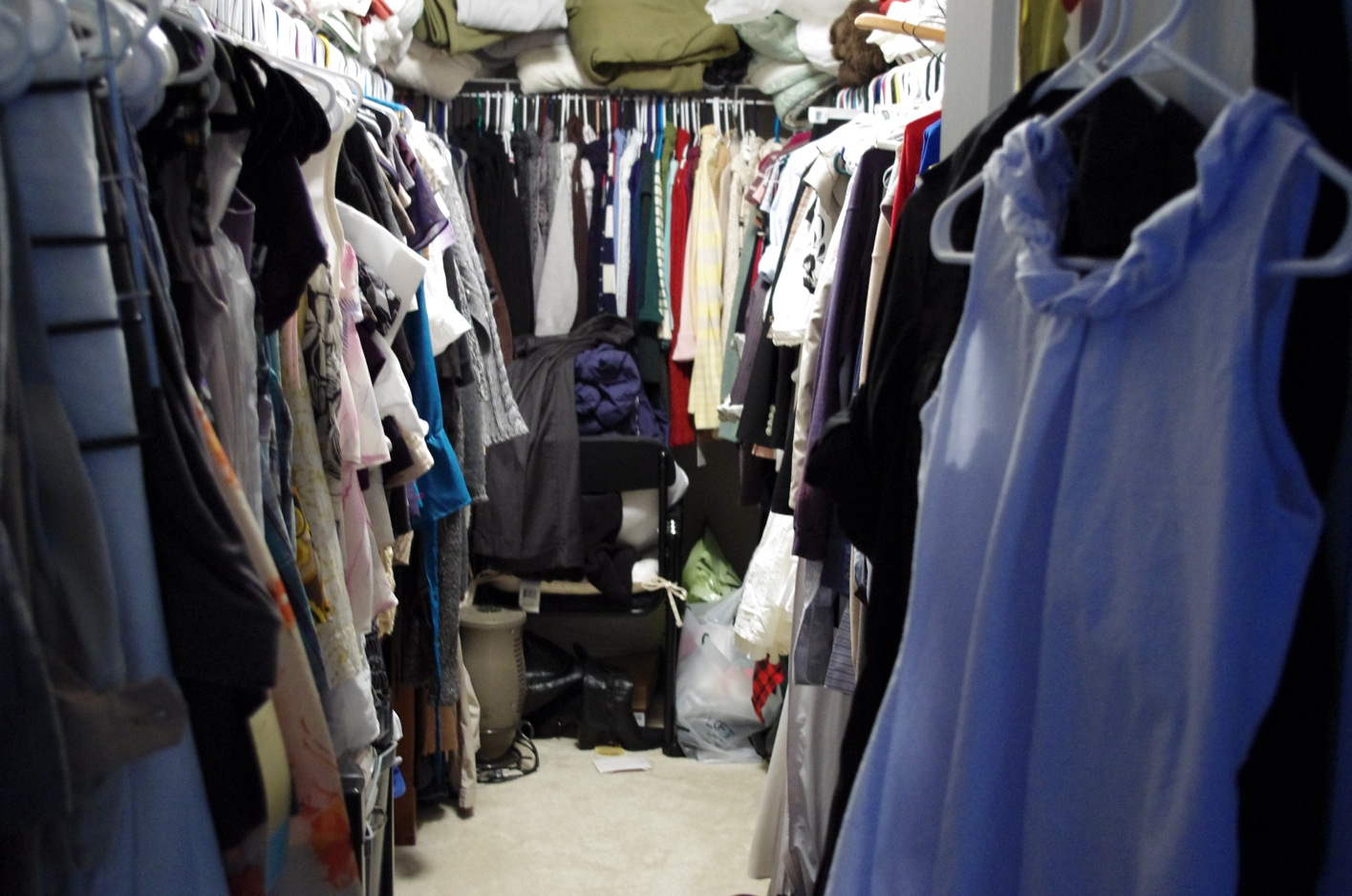 Exceptional My Cluttered Closet (55 Cardis Continued)