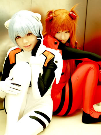 Cosplay on Cosplay  Evangelion