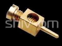 Brass Switchgear Parts, Brass Electrical Connectors, Brass Electrical Plugins, Brass Eye Bolts, Brass Assemblies, Brass Sheet Cutting