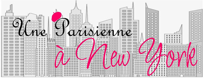 UNE PARISIENNE A NEW YORK
