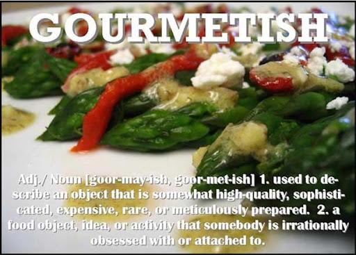 Gourmetish