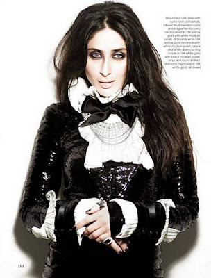 Kareena Kapoor Hot Photos - Vogue India