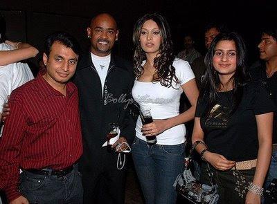 Vinod Kambli's beauiful Wife Andrea's Rare pics